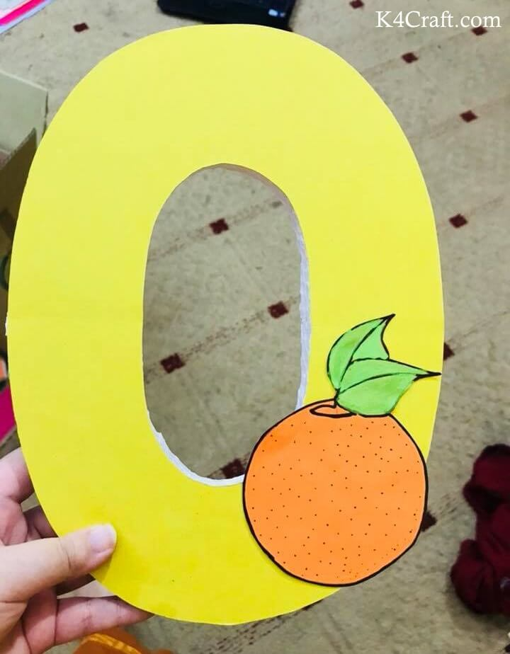 Easy Alphabet Crafts for preschool kids, toddlers for school projects