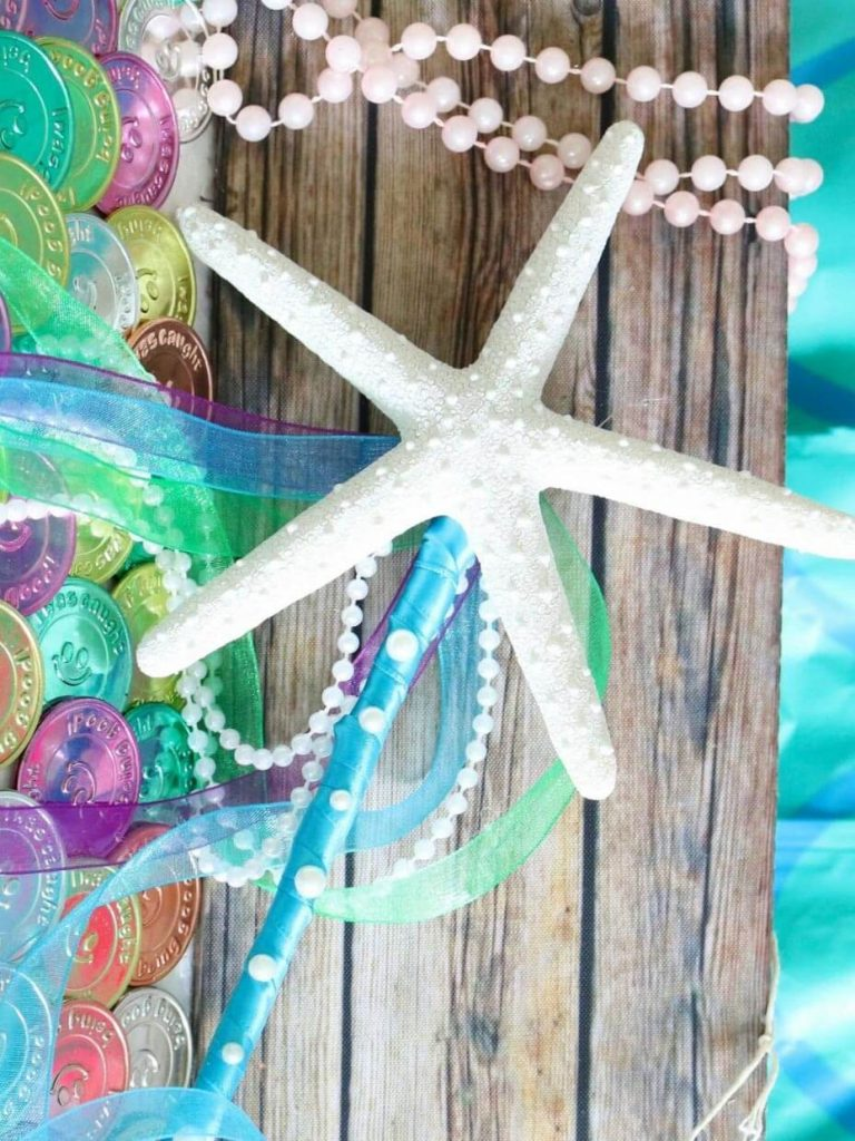 Alohomora! The magic wand is here. Mermaid Crafts Kids Will Love