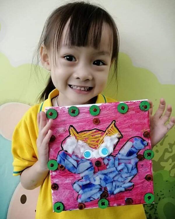 Cute craft project idea