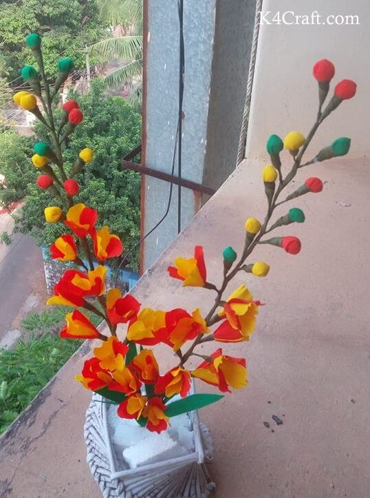 Cute And Simple Plant Craft
