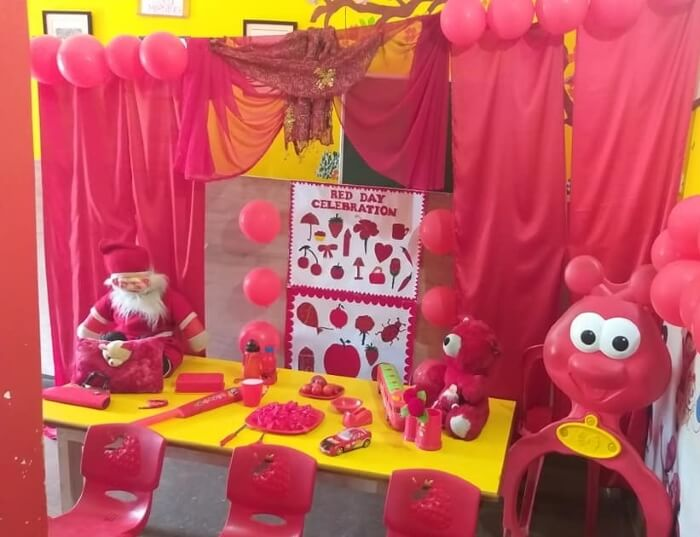 Red Day Celebration Show