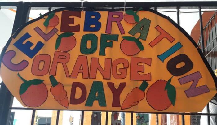 Celebration Of Orange Day