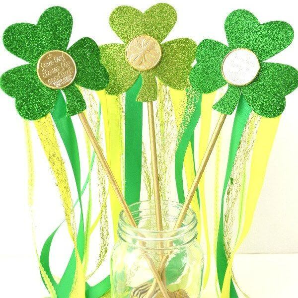 St. Patrick's Day Crafts for preschool kids