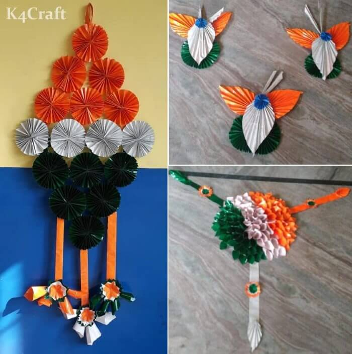 Triple Blast Independence Day Craft