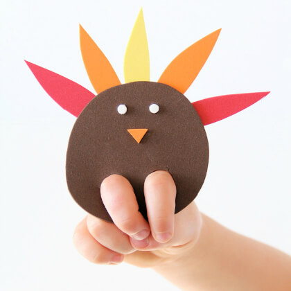 Easy to make hand puppet making crafts DIY Puppet Making Crafts Kids Will Love