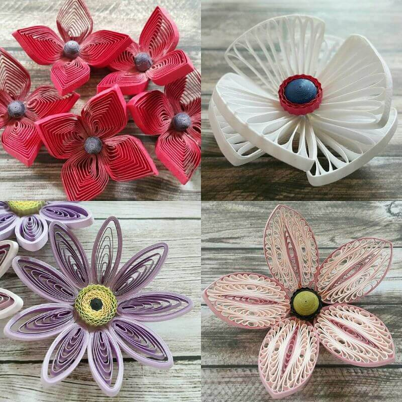 "Flower quiling flower designs ""100 Quilling Flower Designs by Hae Kyoung Kim"" is locked 100 Quilling Flower Designs by Hae Kyoung Kim"
