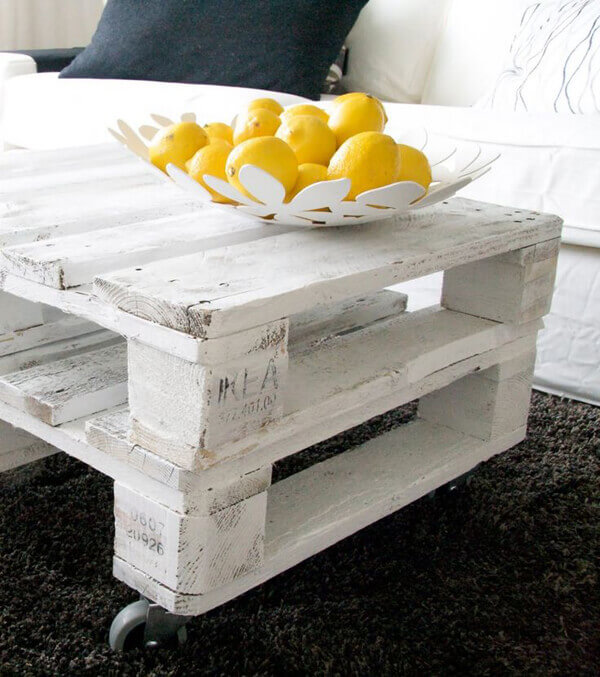 Beautiful wooden table for home