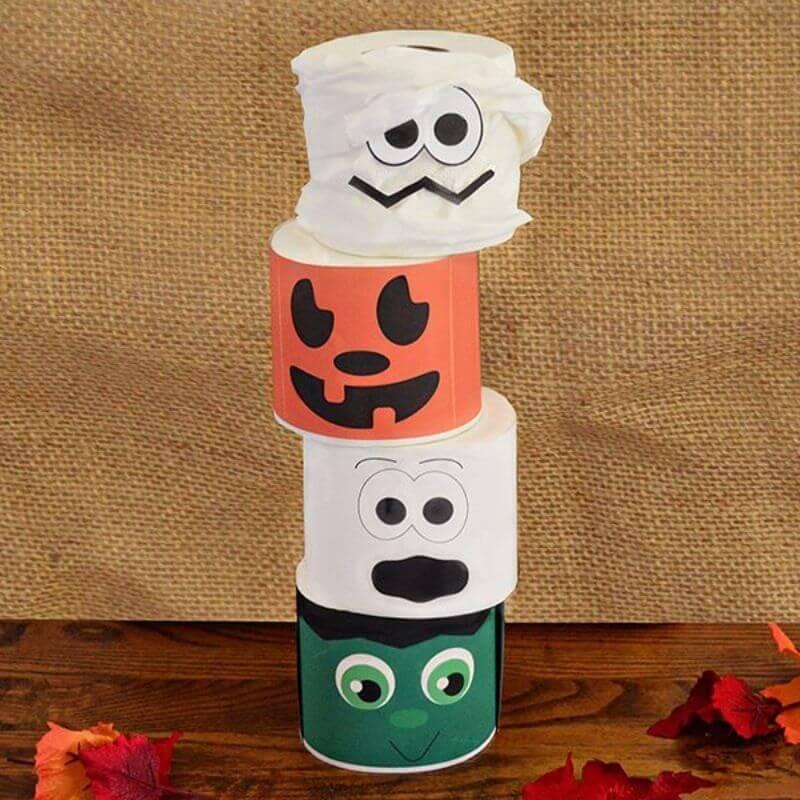 Adorable Printable Ghosties