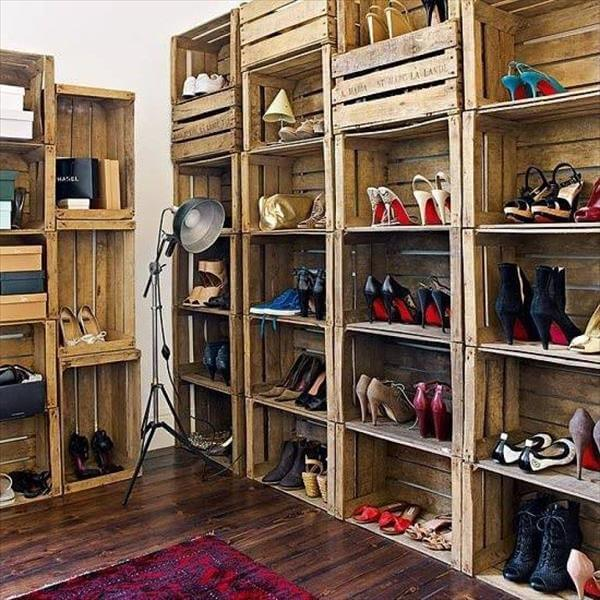 Footwear cabinet for Home Wood DIY Projects for Home