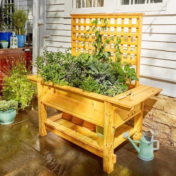 Nursery decoration wooden furniture