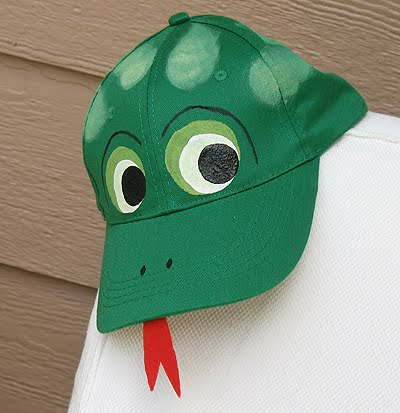National Frog Month Craft Projects for Kids, toddlers, preschoolers - Frog Craft Ideas For Cap Designs