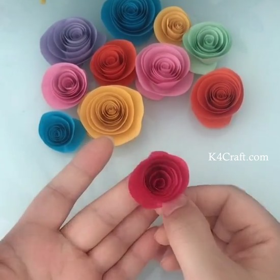 Making multiple roses