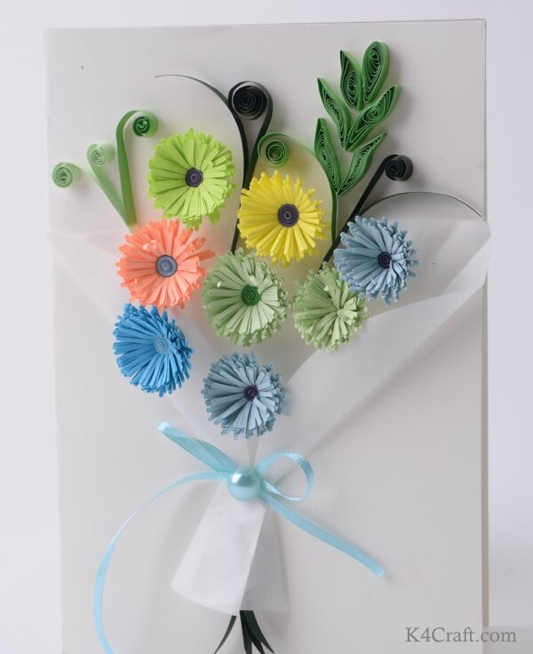 Beautiful Floral Women's Day Crafts