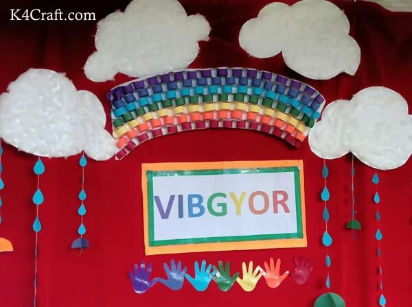 Rainbow Cover-Rainbow Crafts & Activities