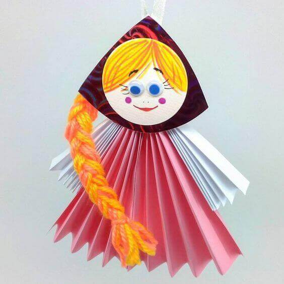 Doll Women's Day Crafts