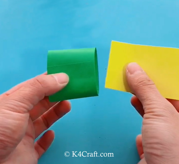 Paper Caterpillar Craft for Kids