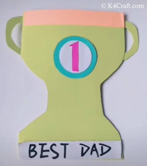 Trophy based Card design