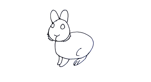 How to Draw a Bunny for Kids - Easy Step by Step Tutorial